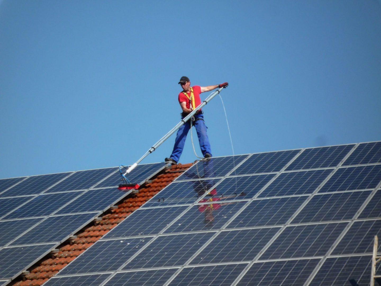 Solarreinigung Pioniere Photovoltaikreinigung Hersteller