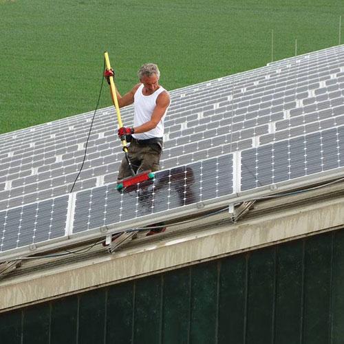 Photovoltaik Reinigung in Bayern