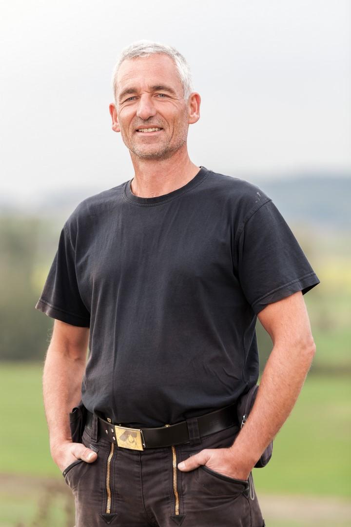 Portrait Michael Mattstedt Inhaber der Photovoltaik Reinigung